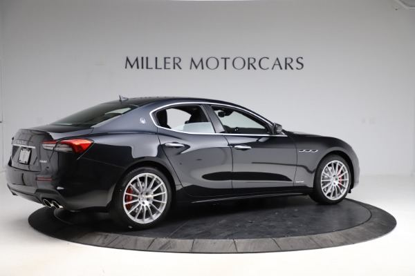 New 2021 Maserati Ghibli S Q4 GranSport for sale $98,035 at Pagani of Greenwich in Greenwich CT 06830 8