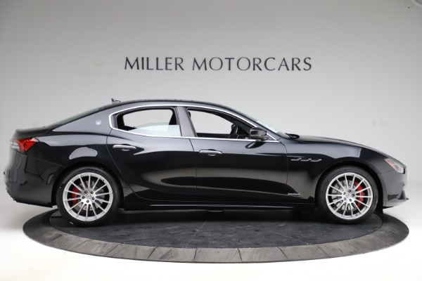 New 2021 Maserati Ghibli S Q4 GranSport for sale $98,035 at Pagani of Greenwich in Greenwich CT 06830 9