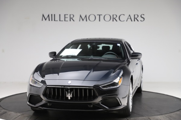 New 2021 Maserati Ghibli S Q4 GranSport for sale $98,035 at Pagani of Greenwich in Greenwich CT 06830 1