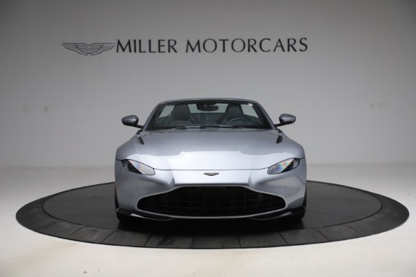 New 2021 Aston Martin Vantage Roadster Convertible for sale $199,285 at Pagani of Greenwich in Greenwich CT 06830 12