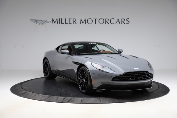 New 2020 Aston Martin DB11 V12 AMR for sale $263,561 at Pagani of Greenwich in Greenwich CT 06830 10