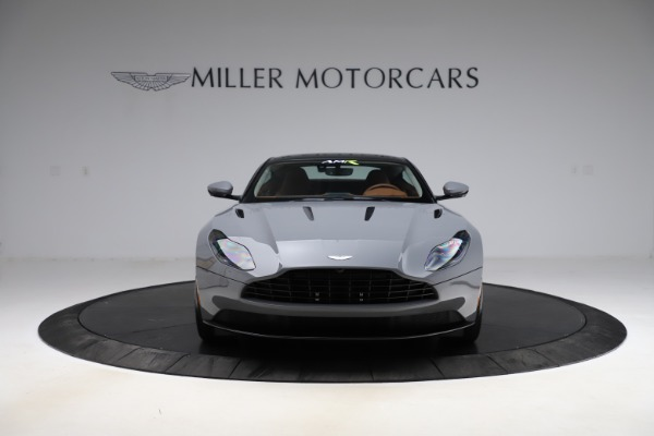 New 2020 Aston Martin DB11 V12 AMR for sale $263,561 at Pagani of Greenwich in Greenwich CT 06830 11