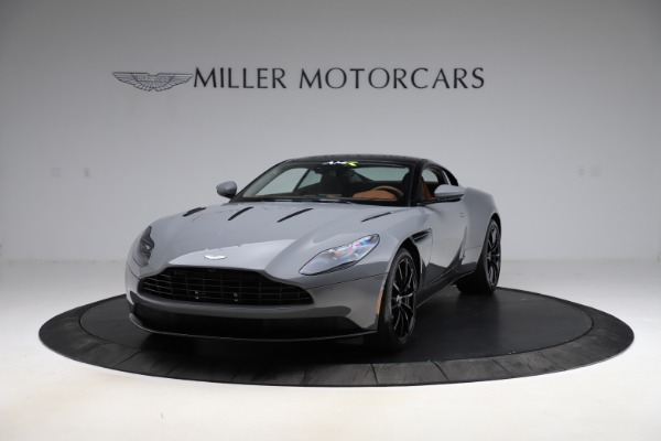 New 2020 Aston Martin DB11 AMR for sale $263,561 at Pagani of Greenwich in Greenwich CT 06830 12