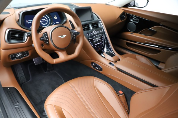 New 2020 Aston Martin DB11 V12 AMR for sale $263,561 at Pagani of Greenwich in Greenwich CT 06830 13