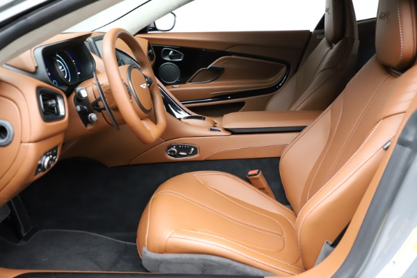New 2020 Aston Martin DB11 V12 AMR for sale $263,561 at Pagani of Greenwich in Greenwich CT 06830 14
