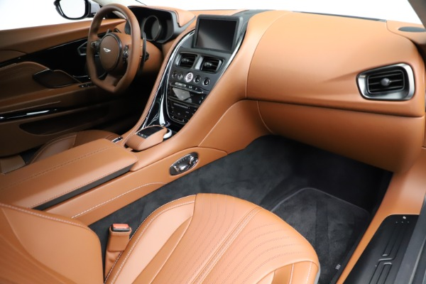 New 2020 Aston Martin DB11 V12 AMR for sale $263,561 at Pagani of Greenwich in Greenwich CT 06830 19