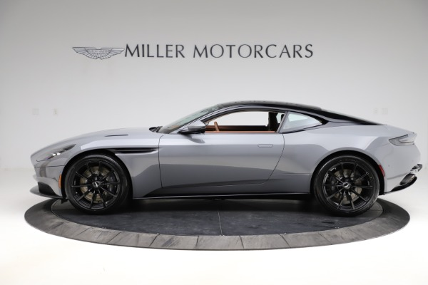 New 2020 Aston Martin DB11 V12 AMR for sale $263,561 at Pagani of Greenwich in Greenwich CT 06830 2
