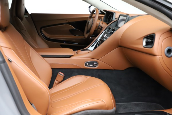 New 2020 Aston Martin DB11 AMR for sale $263,561 at Pagani of Greenwich in Greenwich CT 06830 20
