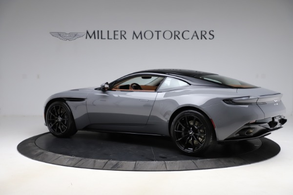 New 2020 Aston Martin DB11 V12 AMR for sale $263,561 at Pagani of Greenwich in Greenwich CT 06830 3