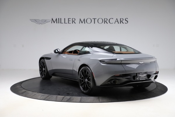 New 2020 Aston Martin DB11 V12 AMR for sale $263,561 at Pagani of Greenwich in Greenwich CT 06830 4