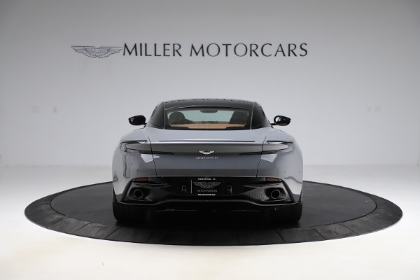 New 2020 Aston Martin DB11 V12 AMR for sale $263,561 at Pagani of Greenwich in Greenwich CT 06830 5