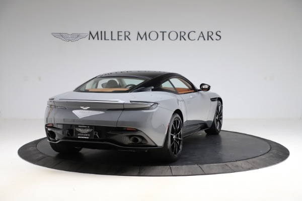 New 2020 Aston Martin DB11 V12 AMR for sale $263,561 at Pagani of Greenwich in Greenwich CT 06830 6