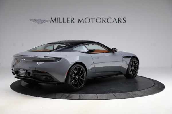 New 2020 Aston Martin DB11 V12 AMR for sale $263,561 at Pagani of Greenwich in Greenwich CT 06830 7