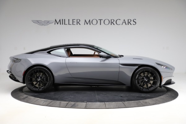 New 2020 Aston Martin DB11 AMR for sale $263,561 at Pagani of Greenwich in Greenwich CT 06830 8