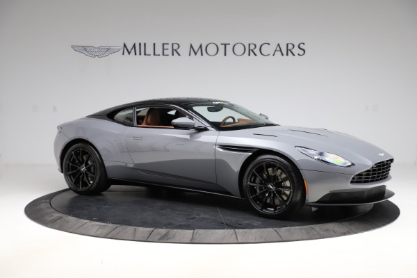 New 2020 Aston Martin DB11 V12 AMR for sale $263,561 at Pagani of Greenwich in Greenwich CT 06830 9