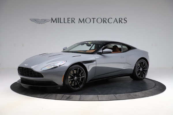 New 2020 Aston Martin DB11 V12 AMR for sale $263,561 at Pagani of Greenwich in Greenwich CT 06830 1