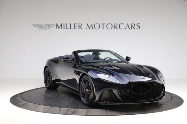 New 2021 Aston Martin DBS Superleggera Volante Convertible for sale $402,286 at Pagani of Greenwich in Greenwich CT 06830 10