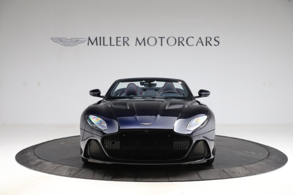 New 2021 Aston Martin DBS Superleggera Volante Convertible for sale $402,286 at Pagani of Greenwich in Greenwich CT 06830 11