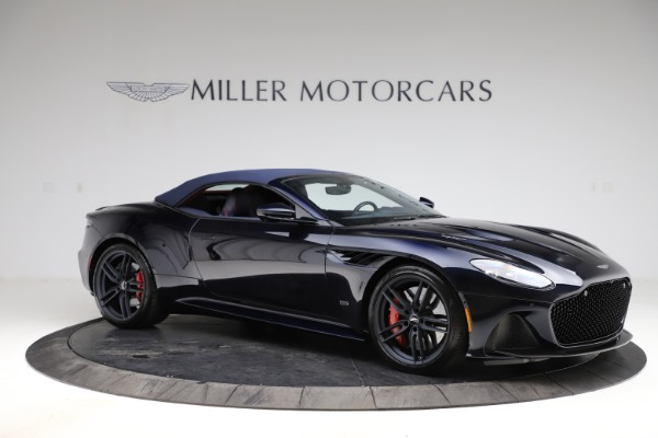 New 2021 Aston Martin DBS Superleggera Volante Convertible for sale $402,286 at Pagani of Greenwich in Greenwich CT 06830 13