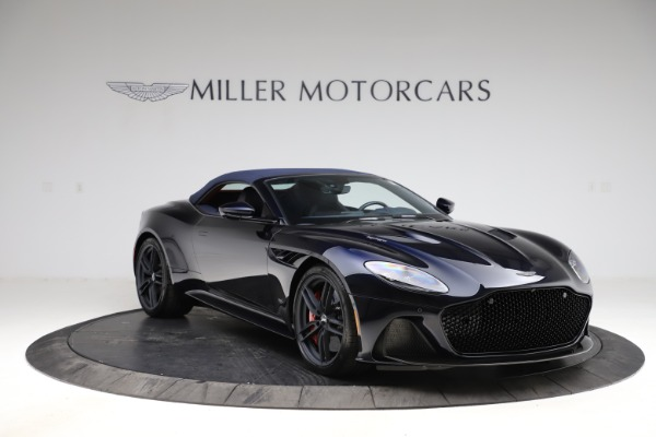 New 2021 Aston Martin DBS Superleggera Volante Convertible for sale $402,286 at Pagani of Greenwich in Greenwich CT 06830 14