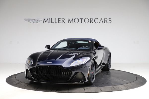 New 2021 Aston Martin DBS Superleggera Volante Convertible for sale $402,286 at Pagani of Greenwich in Greenwich CT 06830 15