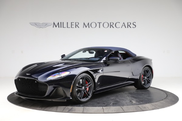 New 2021 Aston Martin DBS Superleggera Volante Convertible for sale $402,286 at Pagani of Greenwich in Greenwich CT 06830 16