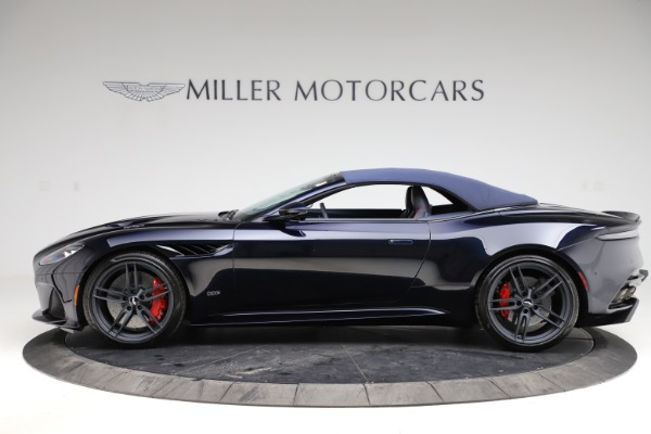 New 2021 Aston Martin DBS Superleggera Volante Convertible for sale $402,286 at Pagani of Greenwich in Greenwich CT 06830 17