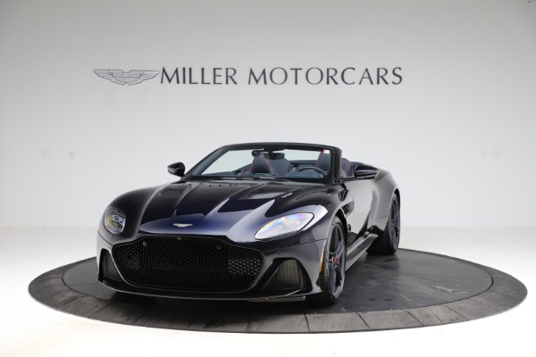 New 2021 Aston Martin DBS Superleggera Volante Convertible for sale $402,286 at Pagani of Greenwich in Greenwich CT 06830 18