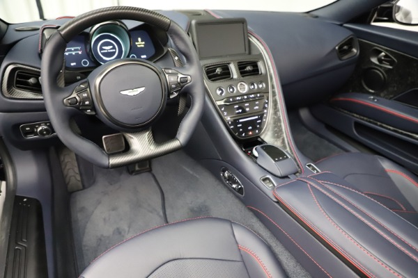 New 2021 Aston Martin DBS Superleggera Volante Convertible for sale $402,286 at Pagani of Greenwich in Greenwich CT 06830 20