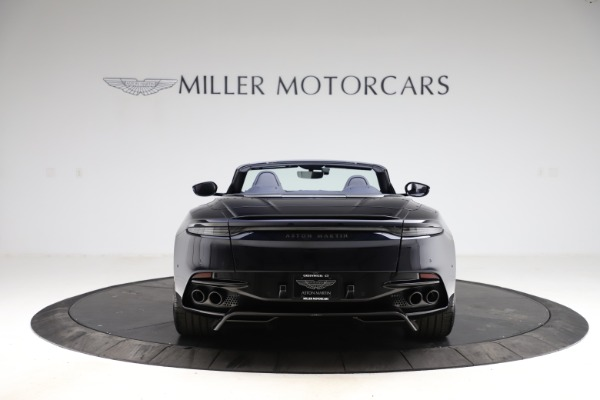New 2021 Aston Martin DBS Superleggera Volante Convertible for sale $402,286 at Pagani of Greenwich in Greenwich CT 06830 5