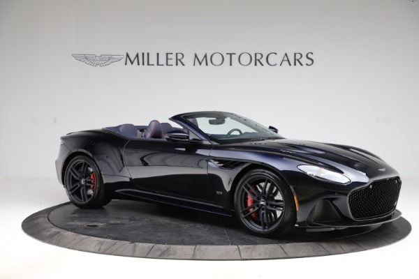 New 2021 Aston Martin DBS Superleggera Volante Convertible for sale $402,286 at Pagani of Greenwich in Greenwich CT 06830 9