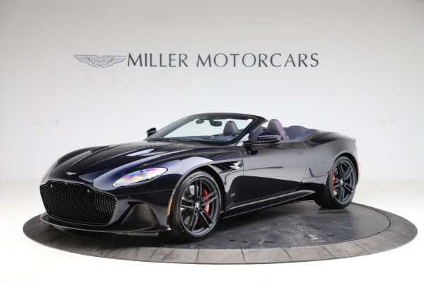 New 2021 Aston Martin DBS Superleggera Volante Convertible for sale $402,286 at Pagani of Greenwich in Greenwich CT 06830 1