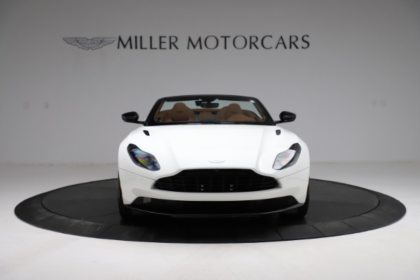 New 2021 Aston Martin DB11 Volante for sale $269,486 at Pagani of Greenwich in Greenwich CT 06830 11