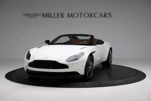 New 2021 Aston Martin DB11 Volante for sale $269,486 at Pagani of Greenwich in Greenwich CT 06830 12