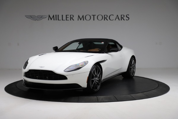 New 2021 Aston Martin DB11 Volante for sale $269,486 at Pagani of Greenwich in Greenwich CT 06830 13