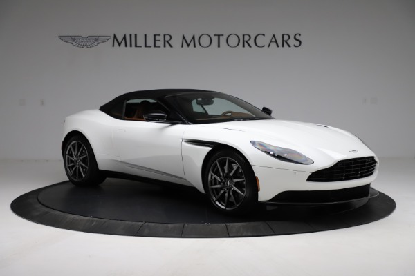 New 2021 Aston Martin DB11 Volante for sale $269,486 at Pagani of Greenwich in Greenwich CT 06830 18