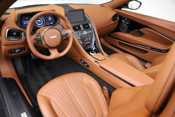 New 2021 Aston Martin DB11 Volante for sale $269,486 at Pagani of Greenwich in Greenwich CT 06830 20