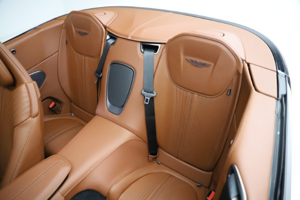 New 2021 Aston Martin DB11 Volante for sale $269,486 at Pagani of Greenwich in Greenwich CT 06830 23
