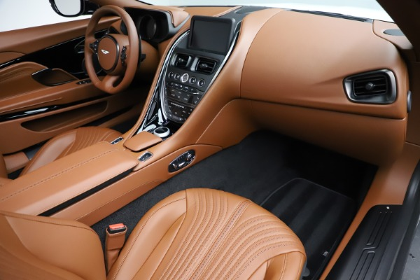 New 2021 Aston Martin DB11 Volante for sale $269,486 at Pagani of Greenwich in Greenwich CT 06830 24
