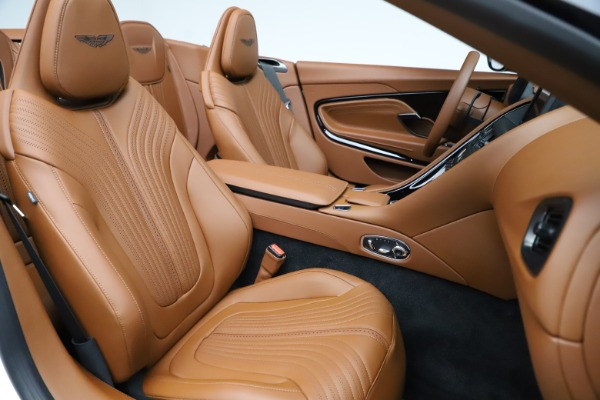 New 2021 Aston Martin DB11 Volante for sale $269,486 at Pagani of Greenwich in Greenwich CT 06830 25