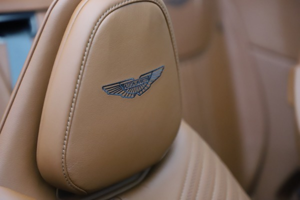 New 2021 Aston Martin DB11 Volante for sale $269,486 at Pagani of Greenwich in Greenwich CT 06830 26