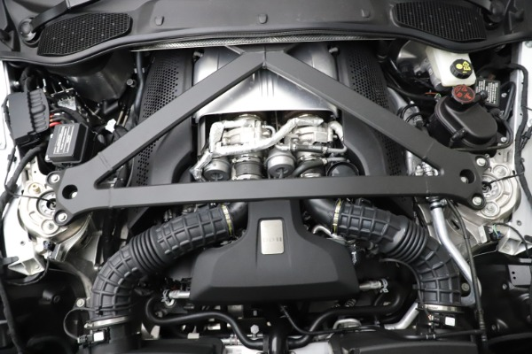 New 2021 Aston Martin DB11 Volante for sale $269,486 at Pagani of Greenwich in Greenwich CT 06830 28