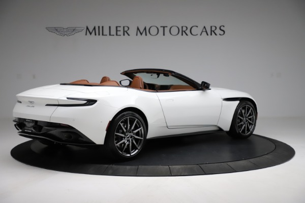 New 2021 Aston Martin DB11 Volante for sale $269,486 at Pagani of Greenwich in Greenwich CT 06830 7