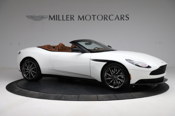 New 2021 Aston Martin DB11 Volante for sale $269,486 at Pagani of Greenwich in Greenwich CT 06830 9