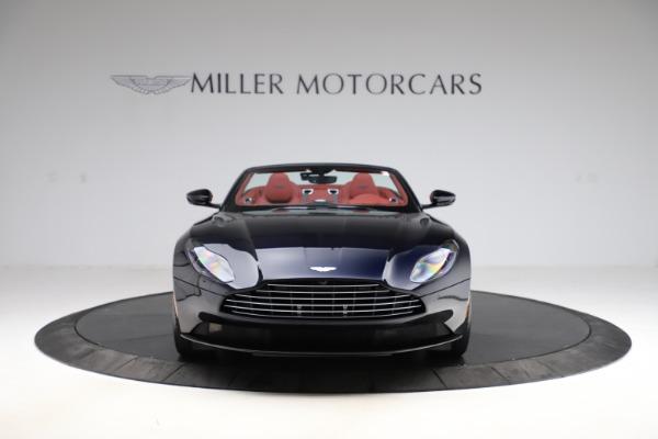 New 2021 Aston Martin DB11 Volante Convertible for sale $261,486 at Pagani of Greenwich in Greenwich CT 06830 11
