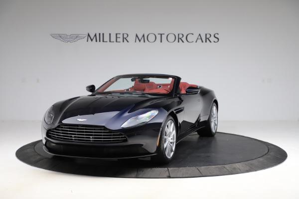 New 2021 Aston Martin DB11 Volante Convertible for sale $261,486 at Pagani of Greenwich in Greenwich CT 06830 12