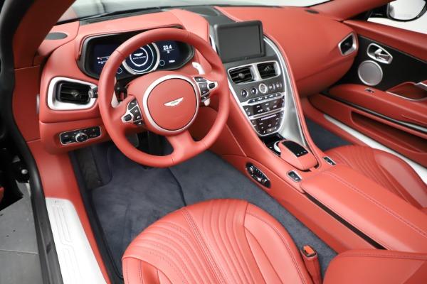 New 2021 Aston Martin DB11 Volante Convertible for sale $261,486 at Pagani of Greenwich in Greenwich CT 06830 13