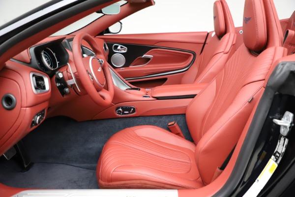 New 2021 Aston Martin DB11 Volante Convertible for sale $261,486 at Pagani of Greenwich in Greenwich CT 06830 14