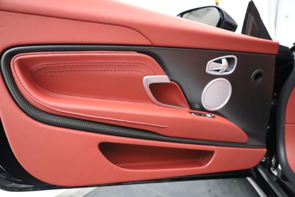 New 2021 Aston Martin DB11 Volante Convertible for sale $261,486 at Pagani of Greenwich in Greenwich CT 06830 16