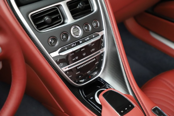 New 2021 Aston Martin DB11 Volante Convertible for sale $261,486 at Pagani of Greenwich in Greenwich CT 06830 17